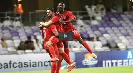 Highlight AFC Champions League Al Ain 2-4 Al Duhail