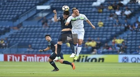 Highlight AFC Champions League Buriram United 3-2 Jeonbuk Hyundai Motors