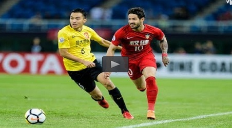 Highlight AFC Champions League Tianjin Quanjian 0-0 Guangzhou Evergrande